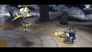 Summoners War - Taru (Light Imp) vs. Theomars