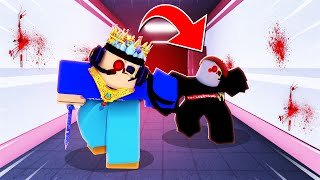 My Character Is In This GAME... Roblox GUESTY!!
