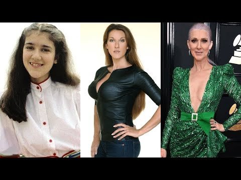 Celine Dion Transformation 2018 | From 1 To 50 Years Old