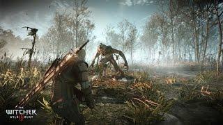 PS4 The Witcher 3 Wild Hunt №148 В ВОЛЧЬЕЙ ШКУРЕ Ч2