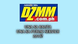 DZMM Radyo Patrol 630 / Teleradyo STATION ID 2016