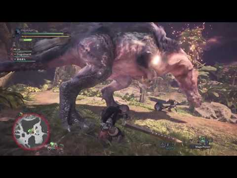 Monster Hunter: World Beta - The Ancient Forest Menace