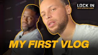 Kevin Hart Schools Stephen Curry in the Art of Vlogging