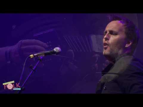 Jon Boden At Shrewsbury Folk Festival 2017