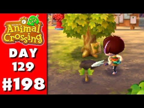 Animal Crossing: New Leaf - Part 198 - Fertilizer (Nintendo 3DS Gameplay Walkthrough Day 129)