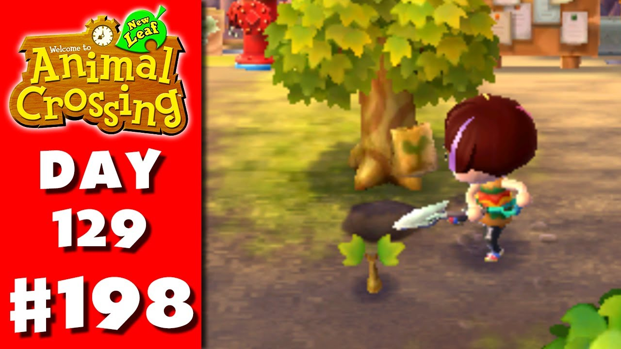Animal Crossing: New Leaf - Part 198 - Fertilizer ...
