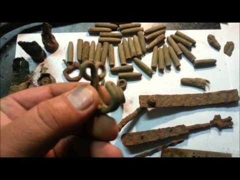 Anglo Boer War RELICS: Garret Ace 150 - Metal Detecting South Africa