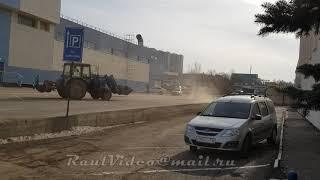 Казань Южная трасса съезд возле Агавы  Мы уничтожим себя не Коронавирусрм СOVID 19