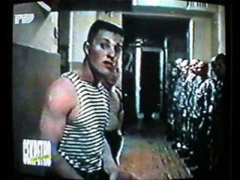 Hazing In Army (dedovschina).FULL VERSION. 1/2 Parts