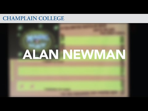 Alan Newman: Speaking from Experience
