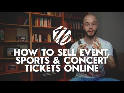 How To Sell Tickets Online — Selling Tickets On Stubhub, Ticketmaster And Co. | #227 Mp3