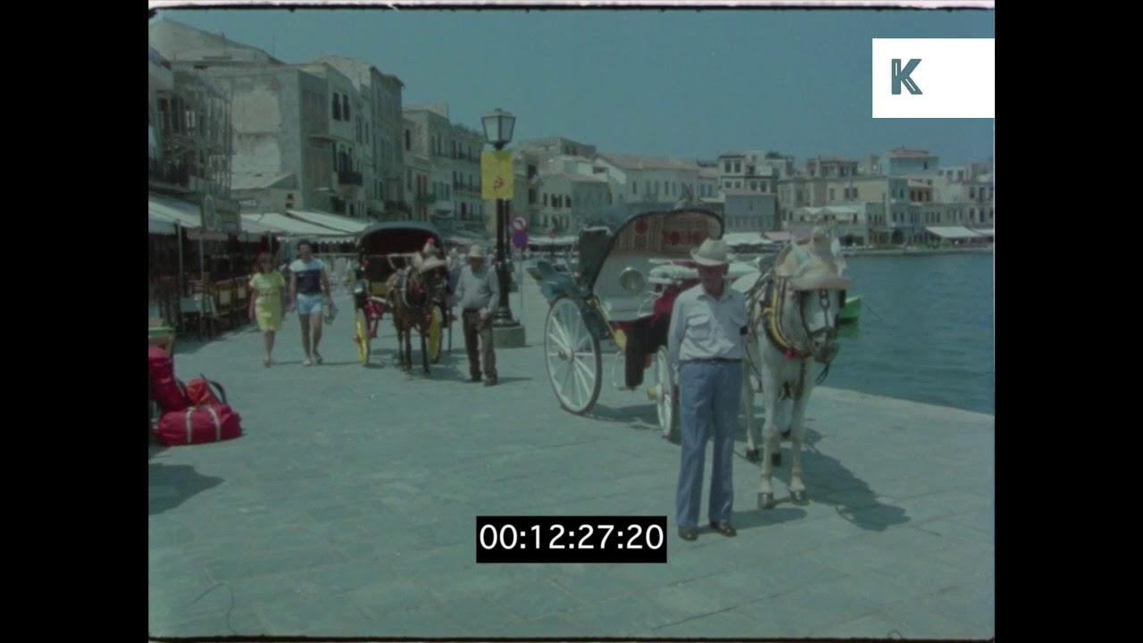 1980 Crete – Archival Footage