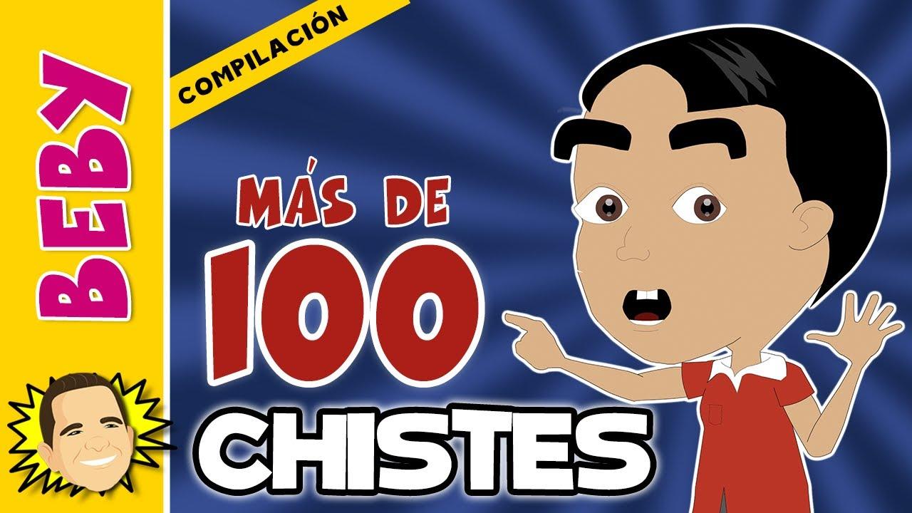 Más de 100 Súper Chistes para Niños! 😛😜😝 | Beby