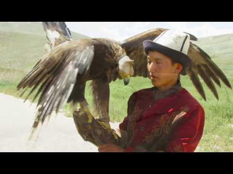 Kyrgyzstan: land of nomads