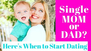 A Guys Perspective On Dating a Single Mom