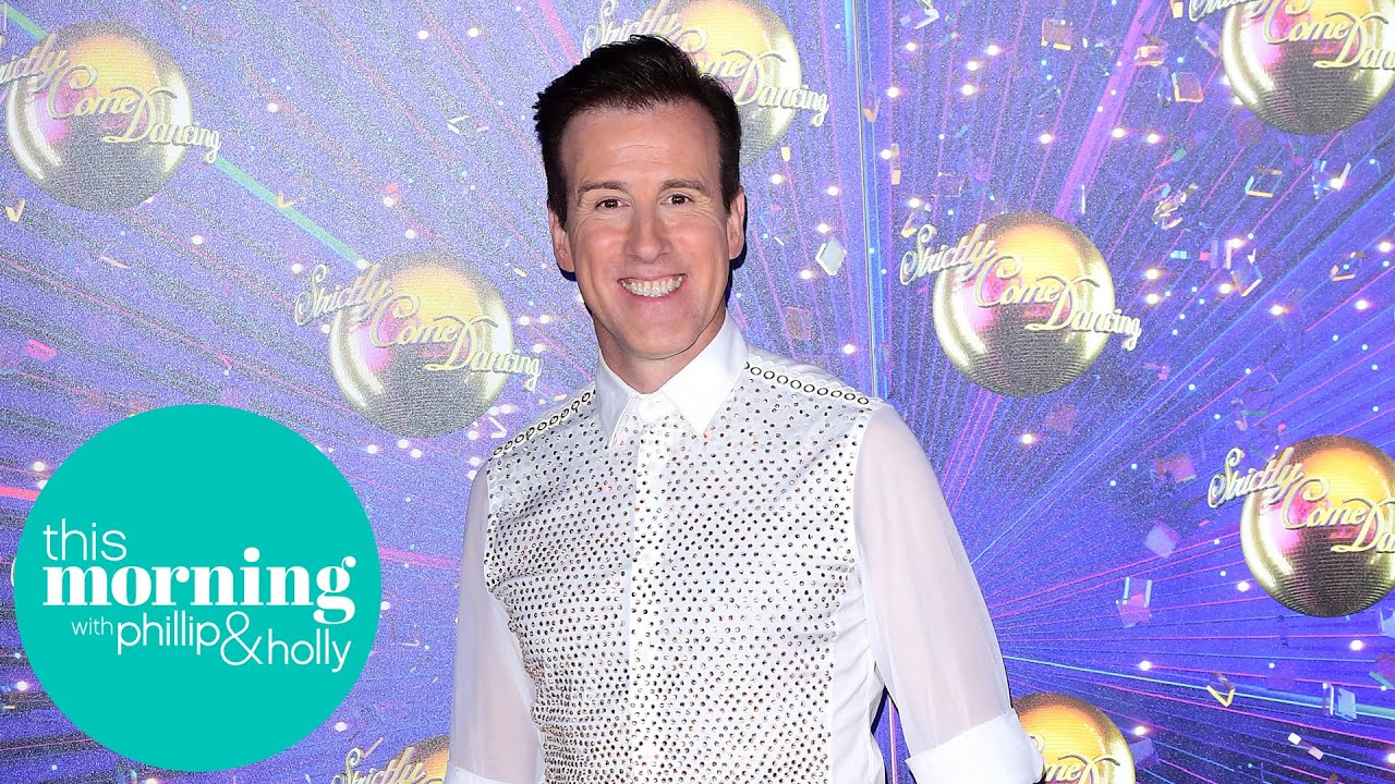 Strictly's Anton Du Beke Says This Year Might Be The Year He Takes The Trophy Home | This Morning
