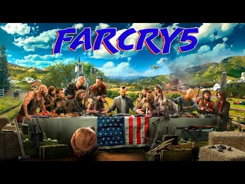 FAR CRY 5 Gameplay Part 21 - Prepper Stashes