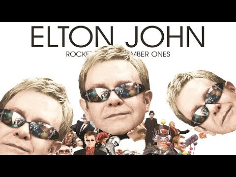 Rocket Man but Elton John sings