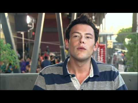 GLEE Season 3  Cory Monteith  Finn