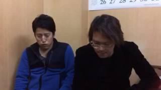 イジリ-岡田 レロレロ連打練習(スロー再生)