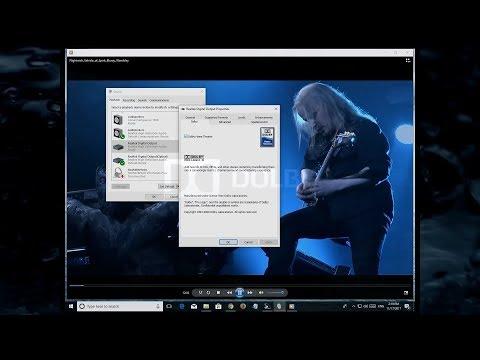 Enable Realtek Dolby Digital Live DTS Onboard Soundcard Mod - Windows 10 64bit