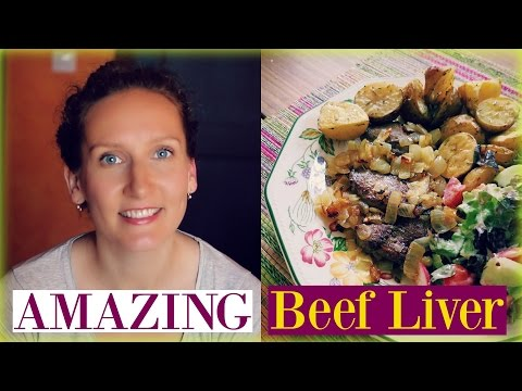 Incredible Beef Liver Health Benefits