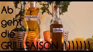Knoblauch- und Chiliöl selbst ansetzen | Get ready to BBQ :)