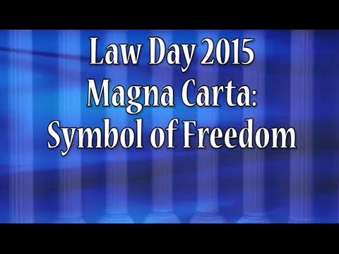 NJ Courts Law Day 2015 Address