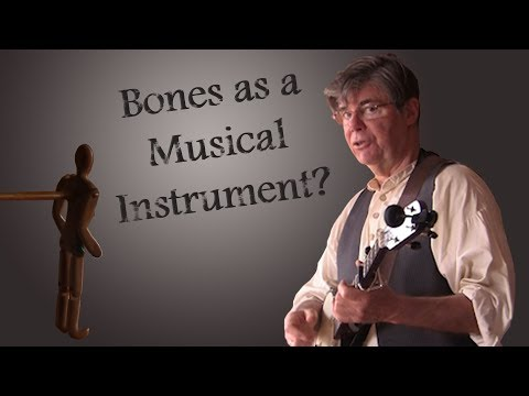 BONES AS AN INSTRUMENT? | American Independence Festival 2017