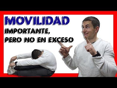 IMPORTANCIA DEL ENTRENAMIENTO DE FLEXIBILIDAD Y MOVILIDAD: BENEFICIOS E INCONVENIENTES🏋💪👍🔥