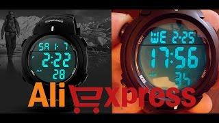 видео Электронные часы skmei 1068