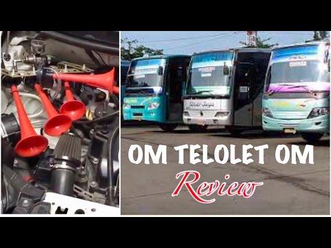 OM TELOLET OM !!! The Review