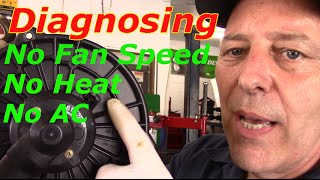 How To Diagnose Replace The Blower Motor On A Mitsubishi Galant