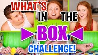 ЧТО В КОРОБКЕ? | WHAT'S IN THE BOX? CHALLENGE! | SWEET HOME