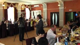 Ведущий шоу, тамада- Глеб Бабыкин (Омск) кусочек свадьбы