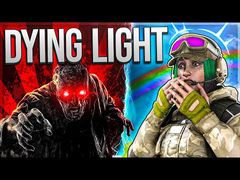 When Rainbow Six Siege Players Get Their Hands on Dying Light…