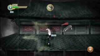 Invincible Tiger The Legend of Han Tao gameplay