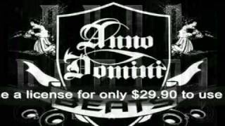 Anno Domini Beats   Incomplete Instrumental