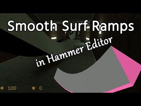 Smooth Surf Ramps | Hammer Editor Tutorial