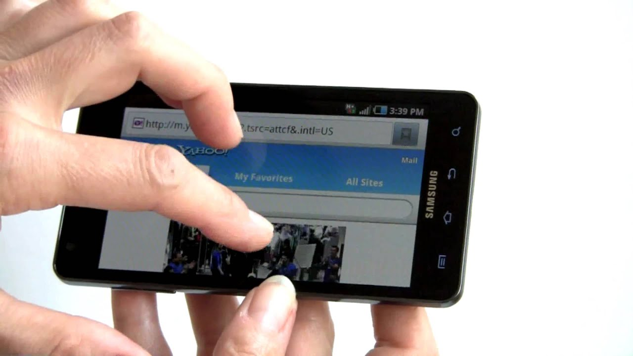 Samsung infuse 4g xdating
