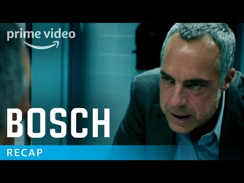 Bosch - Official Seasons 1 & 2 Recap | Amazon Video
