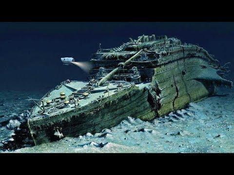 Почему Титаник нельзя достать из океана и другие интересные факты