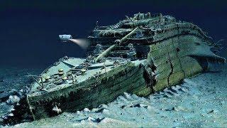 Почему Титаник нельзя достать из океана и другие секреты
