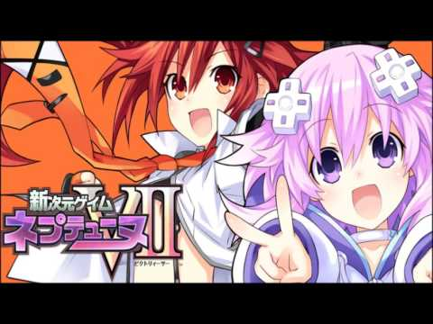 Megadimension Neptunia Victory II Music  URANUS