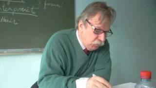 Arno Munster : Cours sur Ernst Bloch - Université d