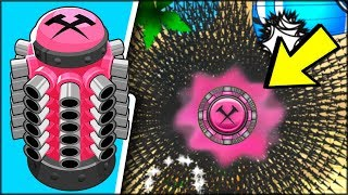THE MOST INSANE *HACKED* TACK SHOOTER TOWER IN THE GAME (Bloons TD Battles Mod)