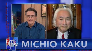 """It's A Bad Idea To Advertise Our Existence"" - Michio Kaku On Making Contact With Extraterrestrials"