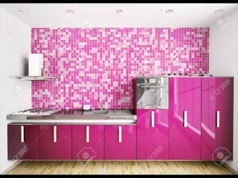 Desain Dapur Warna Orange Desain Interior Dapur Minimalis Sederhana