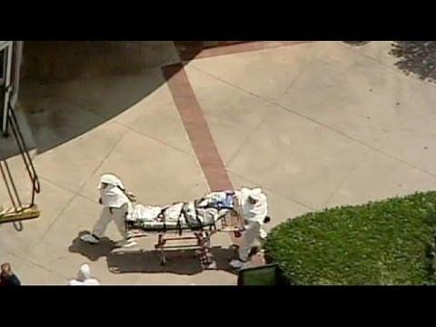 Ebola in den USA: Zustand des Patienten ernst
