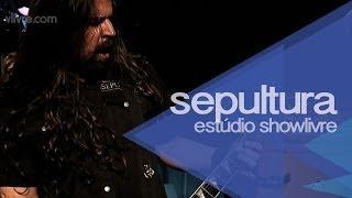 """Sepultura em """"Dusted"""" no Estúdio Showlivre 2013"""